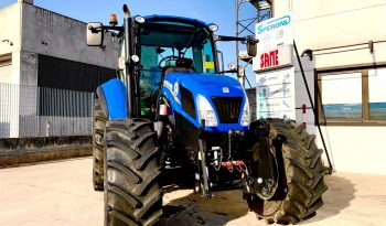 NEW HOLLAND T5. 115 ELECTRO COMMAND